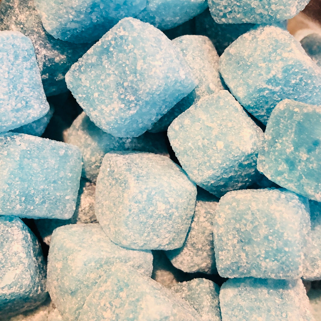 Blue Raspberry Cubes