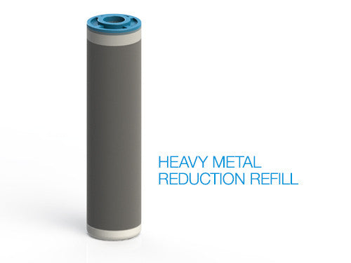 Heavy Metal Reduction Filter