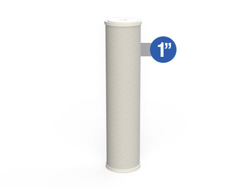 Carbon Block Filter - 20 x 4.5 inch