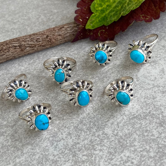 The Arana Turquoise Ring