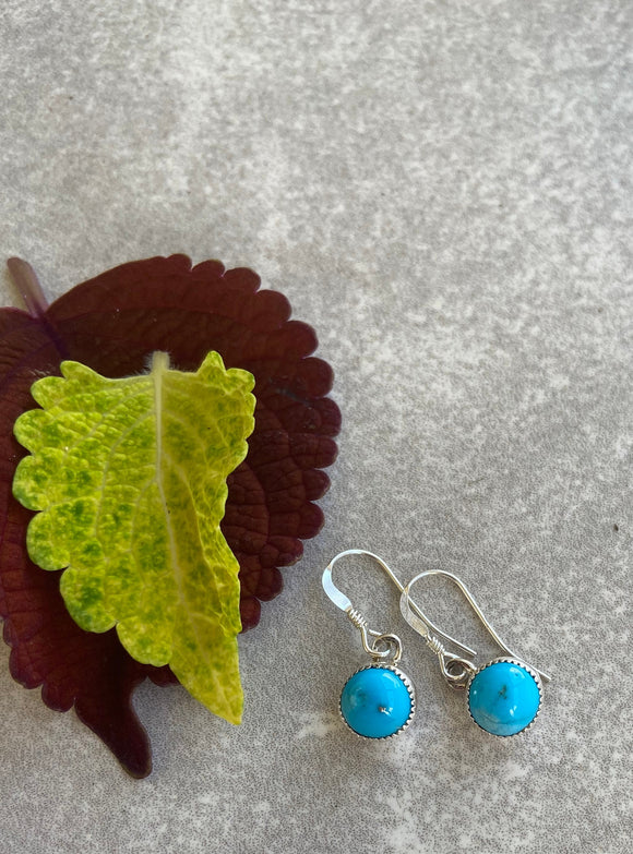 The Chama Turquoise Earrings
