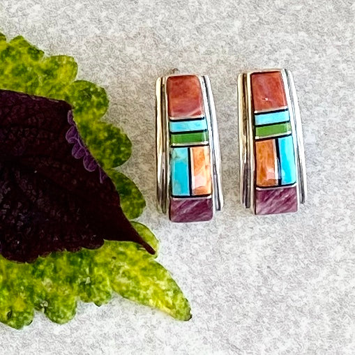 The Alamo New Mexico Sunset Earrings