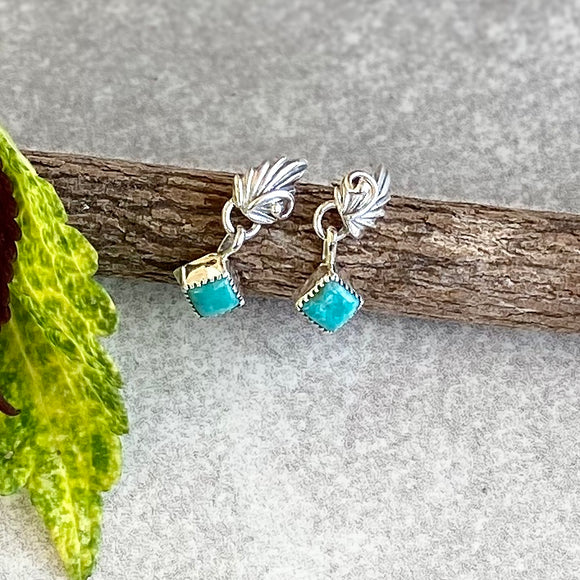 The Ojito Turquoise Earrings