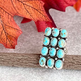 The Summer Sky Turquoise Ring