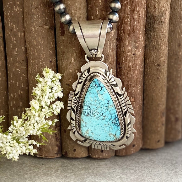 The Escondido Turquoise Pendant