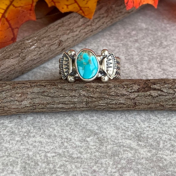 The Victoria Turquoise Ring