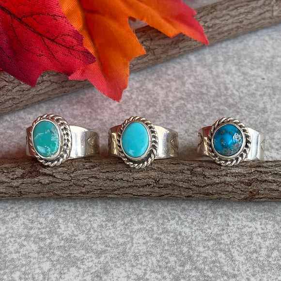 The Turquoise Temptation Ring
