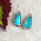 The Cimarron  Turquoise Earrings