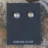 The Estriada Sterling Silver Earrings