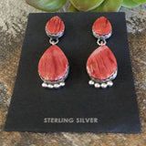 The Roja Spiny Oyster Earrings