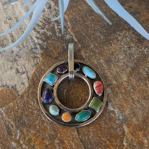 The Frio Turquoise Pendant