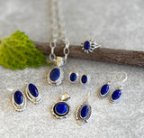 The Pol Valdera Lapis Earrings