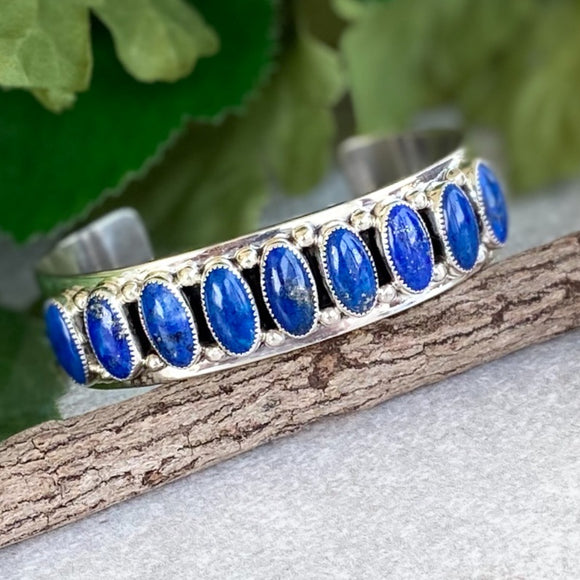 The Tuscan Lapis Bracelet