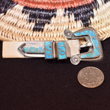 The Guadalupe Vintage Ranger Buckle