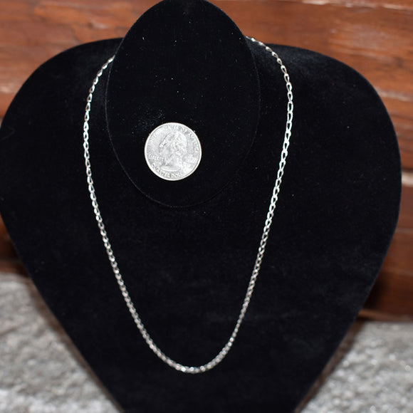 The Emigdio Sterling Silver Chain