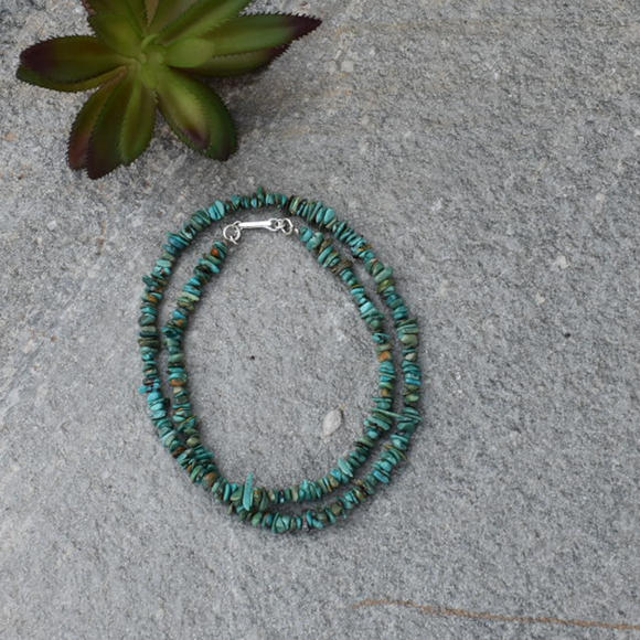The Presidio Turquoise Necklace