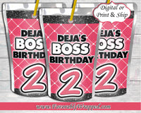 Boss Birthday Juice Labels-Boss Baby-Boss Baby Birthday-Boss Birthday Party-Boss Party-Boss Baby Gift Bag Labels-Boss Baby Clipart