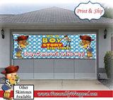 Its a Boy Story Garage Door Banner-Toy Story Garage Door Banner-Garage Door Banner-Toy Story Baby Shower-Its a Boy Story Chip Bag