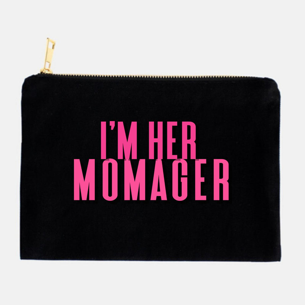 i am his/her momager purse