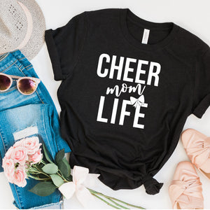 Cheer Mom Life T-Shirt