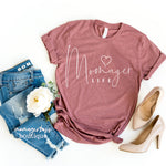 Momager Shirt, Trendy Mom Shirt, Mom Boss Shirt, Make A Statement In This Trendy Mom T- Shirt