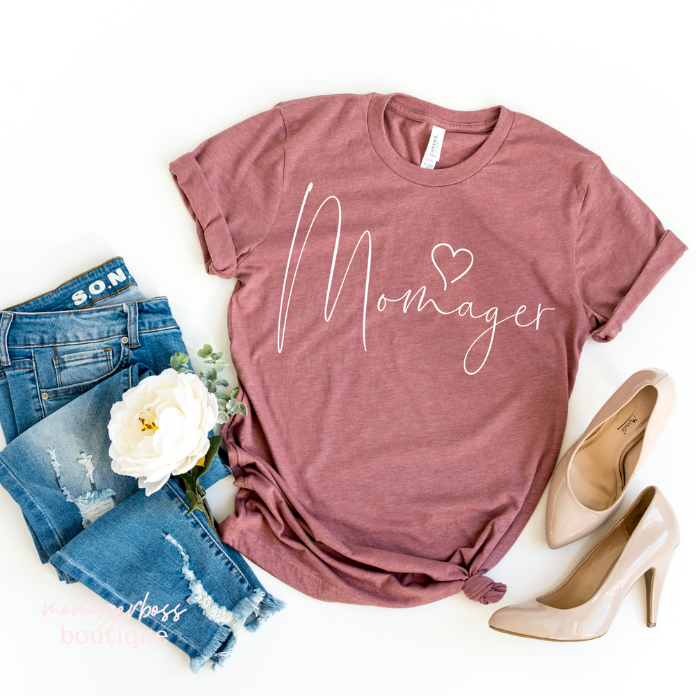 Classic Momager T-Shirt