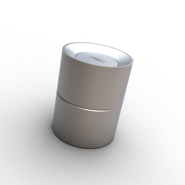 Aluminum Cremation Urn, Modern Design Urn with Contemporary Style