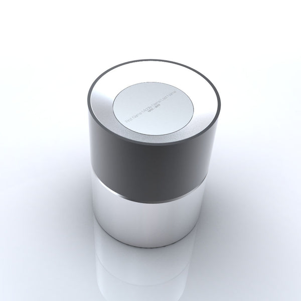 Iconic Modern Design Cremation Urn - Contemporary US-Made Urn
