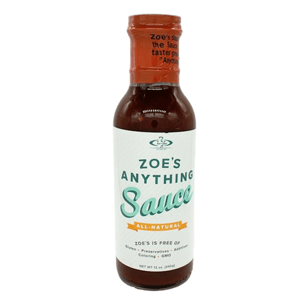 12 oz. - Zoe's Anything Sauce