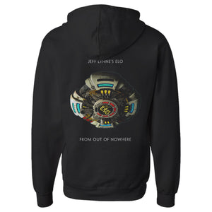 From Out Of Nowhere Zip Hoodie - Jeff Lynne's ELO