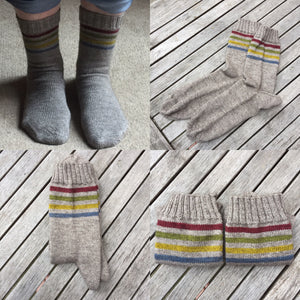 School Socks House Kit