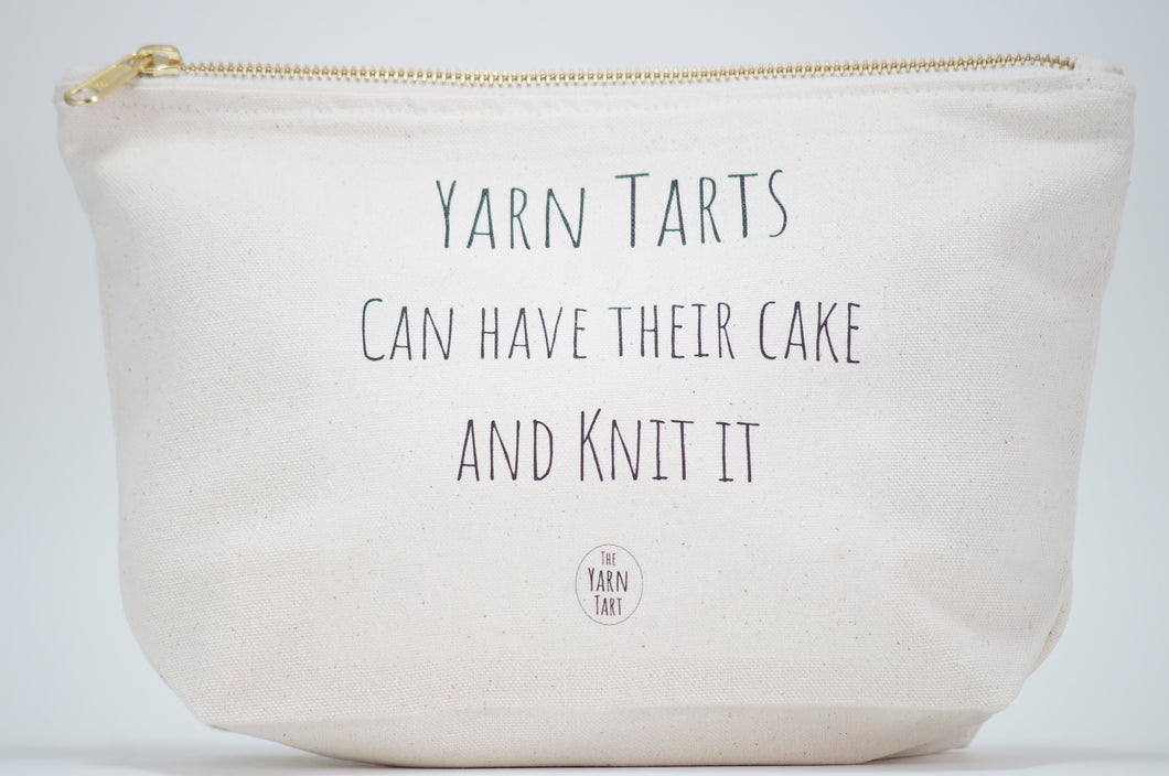 Yarn Tarts can have their cake and knit it