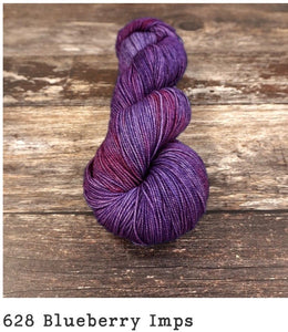 Vivacious 4ply Blueberry Imp