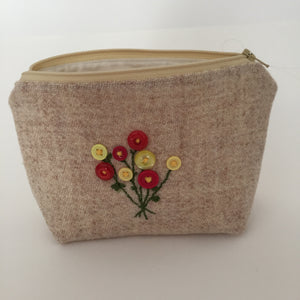 Bouquet Notions Pouch