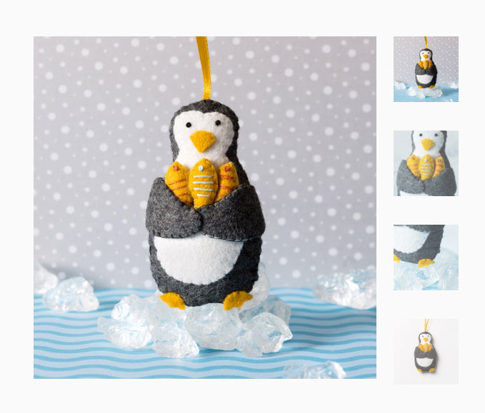 Mini Kit Penguin.