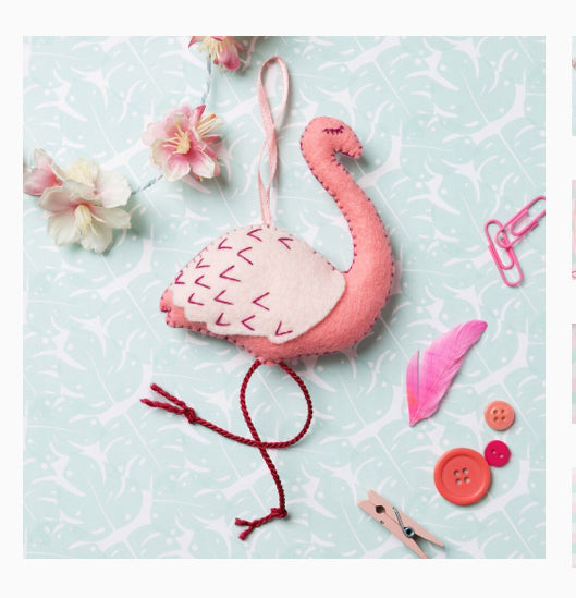 Mini Kit Flamingo