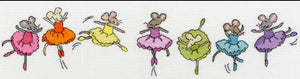 Row of Sugar Plum Mice