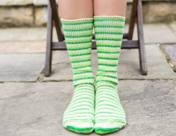 Suffolk Socks Mojito
