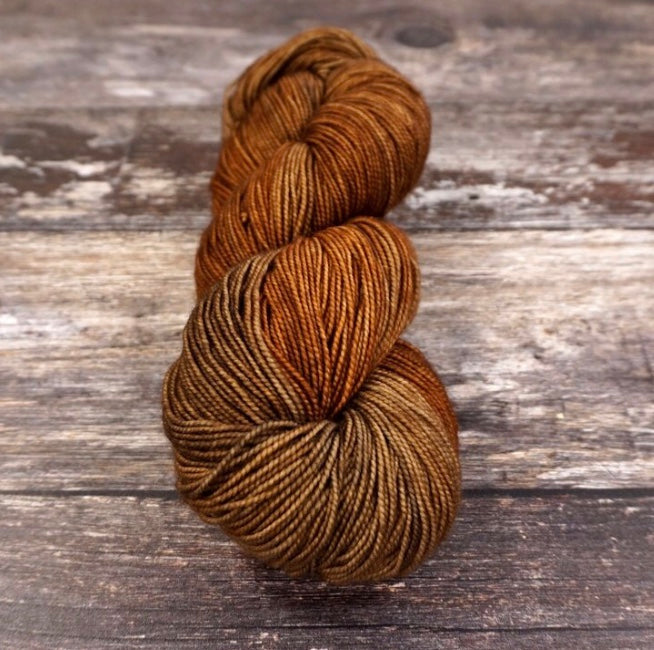 Vivacious 4ply Copper Tone