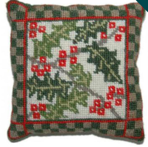 Holly, Tapestry Sampler
