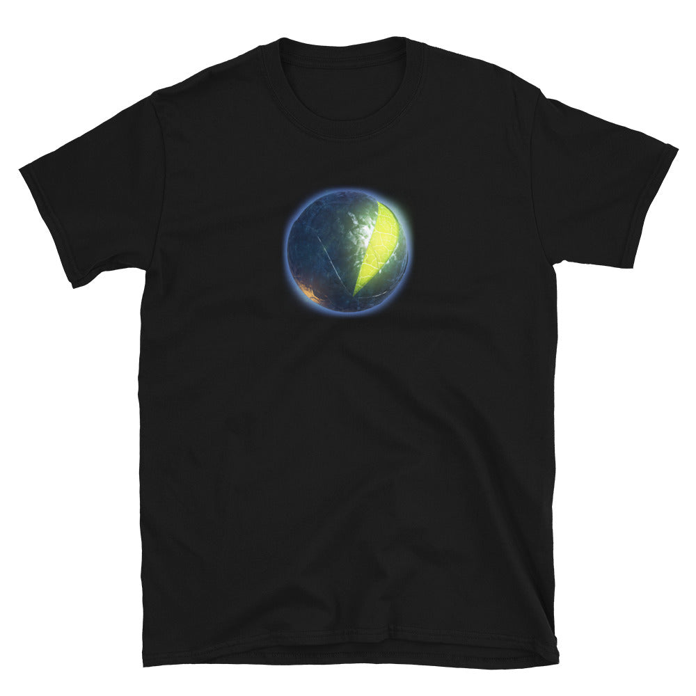 Obduction Logo Shirt - Straight-Cut, Dark