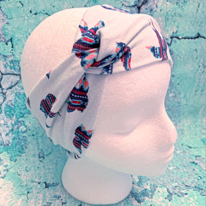 Adult Sparrows Knot Headband