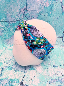 Child Battleship Wars Knot Headband