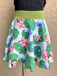 Kids' 8 Shortie Skirt