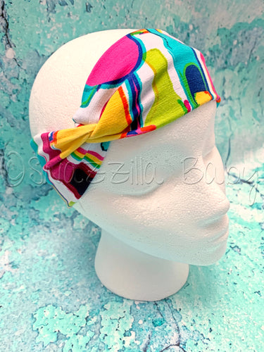 Adult Twisty Headband