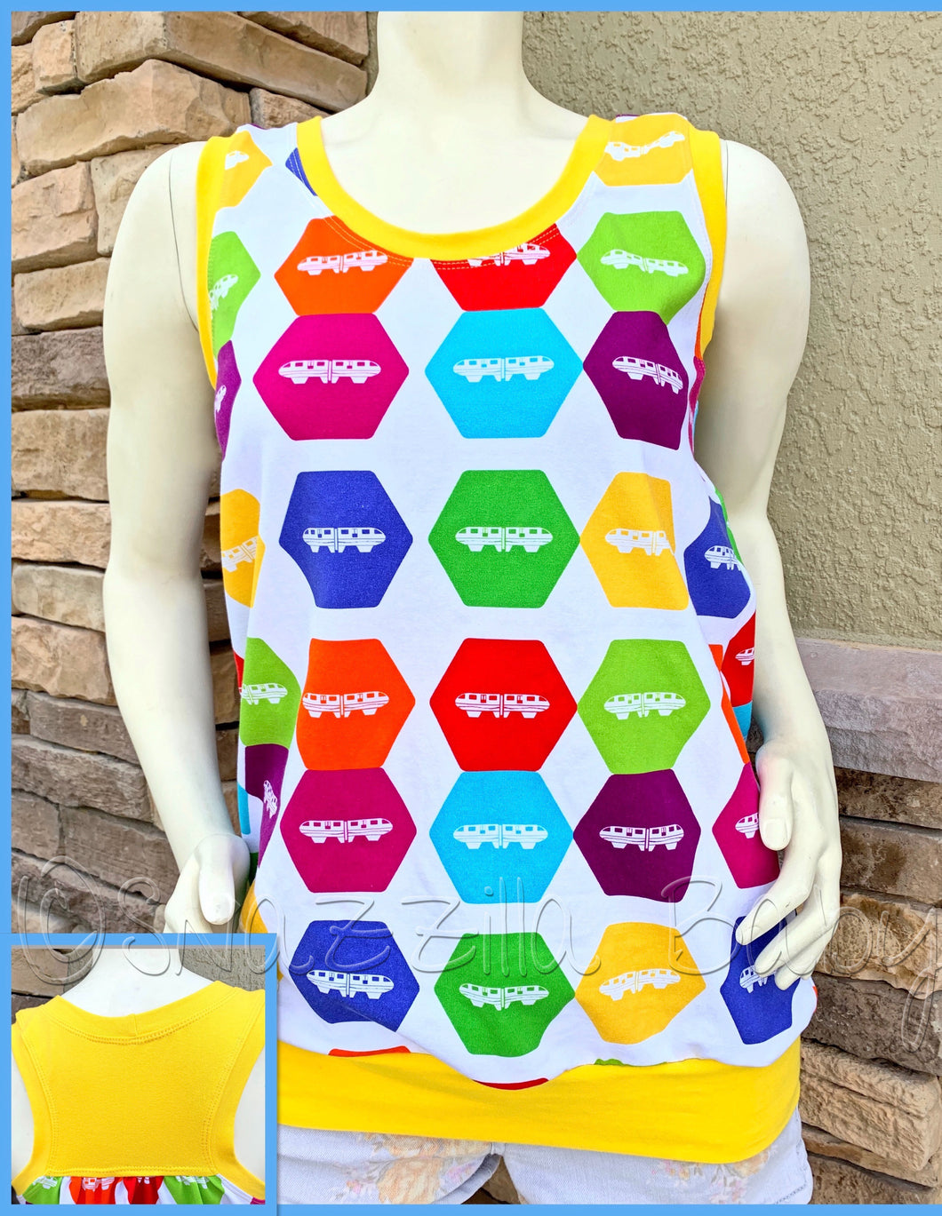 Ladies' Medium Racerback Tank