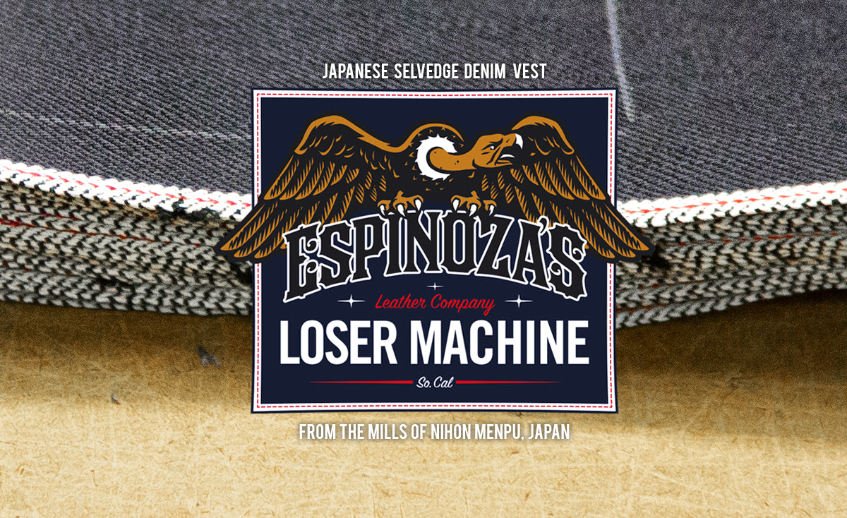 Loser Machine x Espinoza's Leather