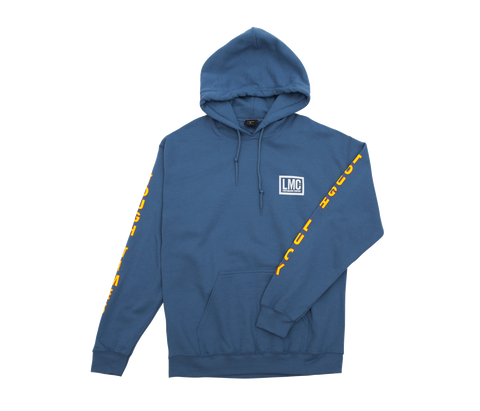 Tough Times Pullover Hood