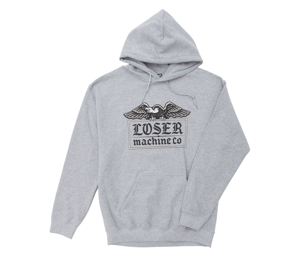 Foothold Pullover Hood