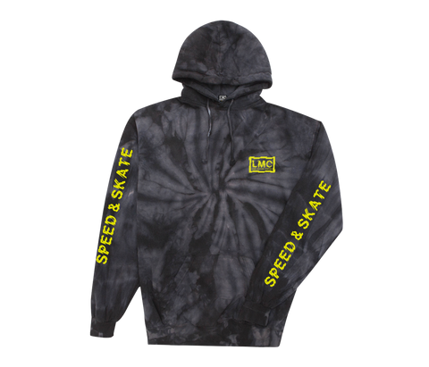 Authority Tie Dye Pullover